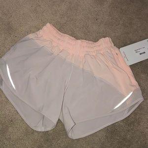 lululemon hotty hot shorts NWT